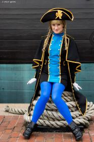 Captain Cook from Eiyuu Senki worn by Ukraine