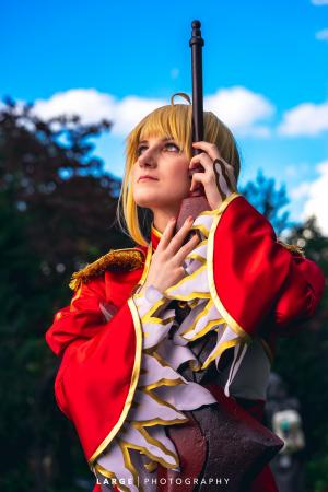 Nero Claudius (Fate/Grand Order)  by Ukraine
