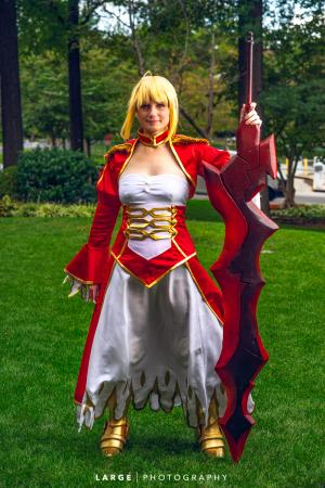 Nero Claudius from Fate/Grand Order