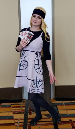 Chihaya Mifune from Persona 5 worn by Ukraine