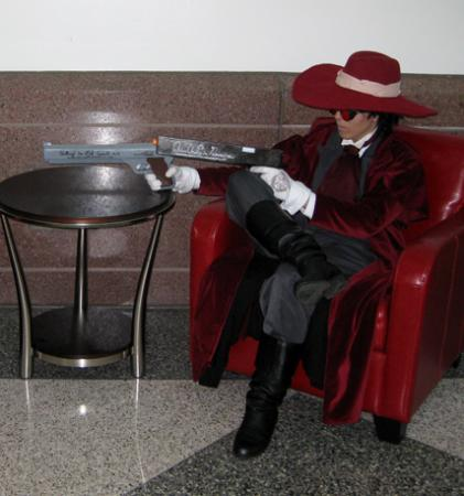 Alucard from Hellsing worn by BloodyPirate