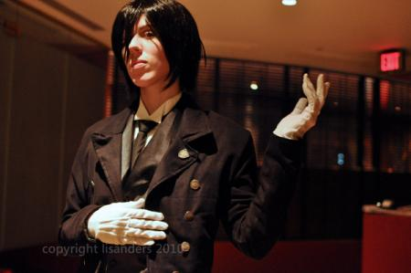 Sebastian Michaelis from Black Butler worn by BloodyPirate
