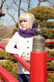 Saber from Fate/Stay Night worn by BloodyPirate