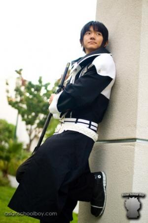 Yu Kanda from D. Gray-Man worn by LuffyXII