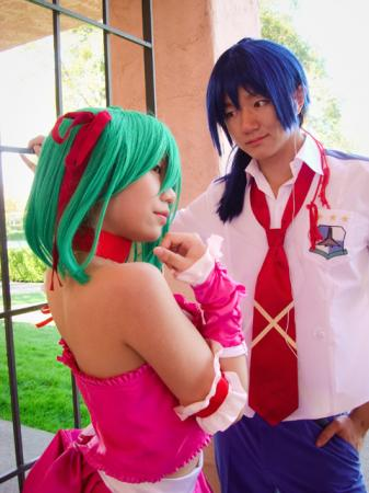 Alto Saotome from Macross Frontier worn by LuffyXII