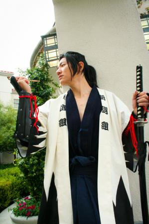 Hijikata Toshizo from Peacemaker Kurogane worn by LuffyXII