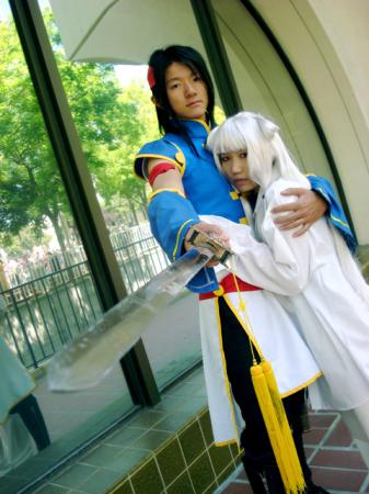 Li Xingke from Code Geass R2 worn by LuffyXII
