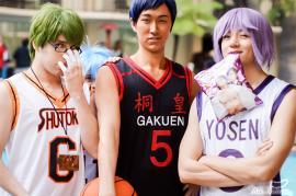 Atsushi Murasakibara from Kuroko's Basketball