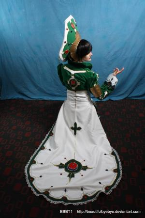 Seth Nightlord / Augusta Vradica from Trinity Blood worn by UchihaSakura