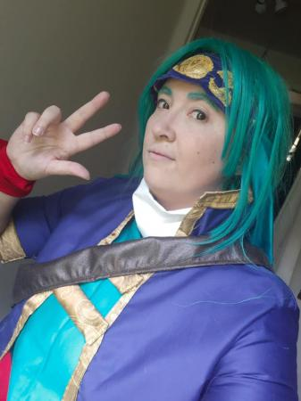 Piers from Golden Sun: The Lost Age