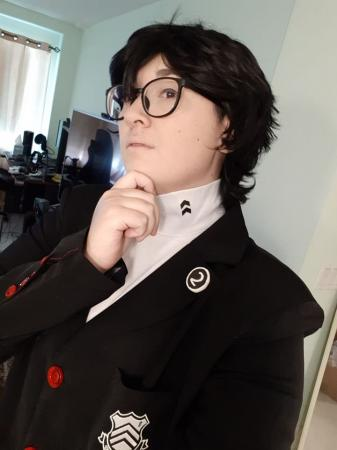 Protagonist from Persona 5