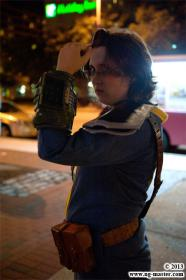 Lone Wanderer from Fallout 3 worn by Yucari