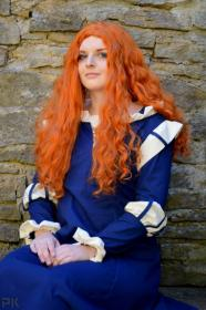 Merida from Brave worn by Devious Tofu