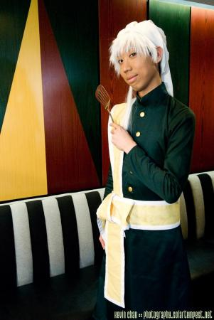 Agni (Arshad) from Black Butler worn by Yavarice