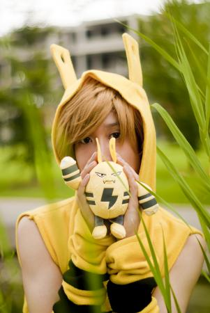 Elekid from Pokemon worn by Yavarice