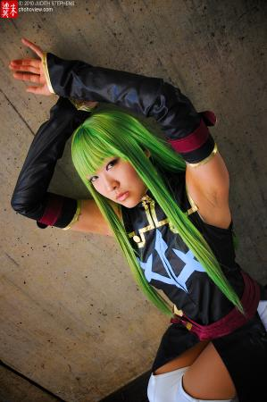 C.C. from Code Geass R2 worn by Crystalike