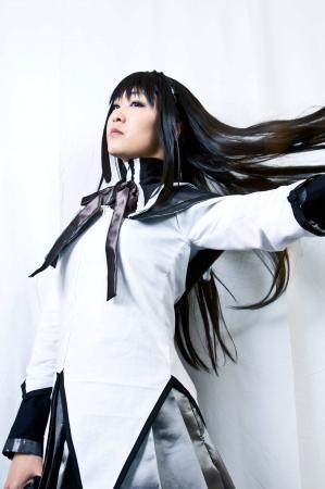 Homura Akemi from Madoka Magica worn by Crystalike
