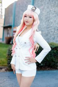 Sheryl Nome from Macross Frontier worn by Crystalike