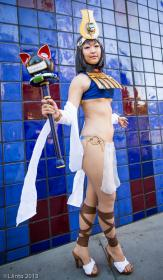 Menace from Queen's Blade: Rurou no Senshi
