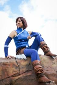 Korra from Legend of Korra, The worn by Crystalike