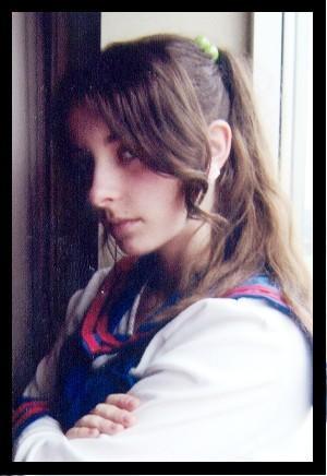 Makoto Kino from Sailor Moon Sailor Stars