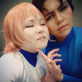 Kominato Ryosuke from Ace of Diamond worn by Striderian