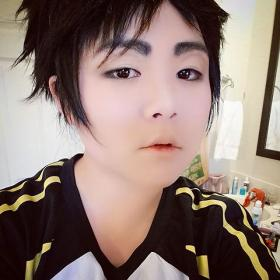 Keiji Akaashi from Haikyuu!! worn by Striderian