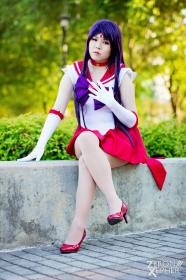 Super Sailor Mars from Sailor Moon Super S worn by Striderian