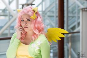 Fluttershy from My Little Pony Friendship is Magic worn by Striderian