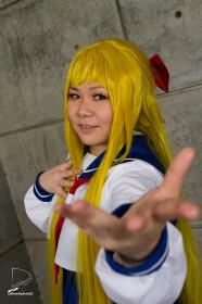 Minako Aino from Sailor Moon worn by Striderian