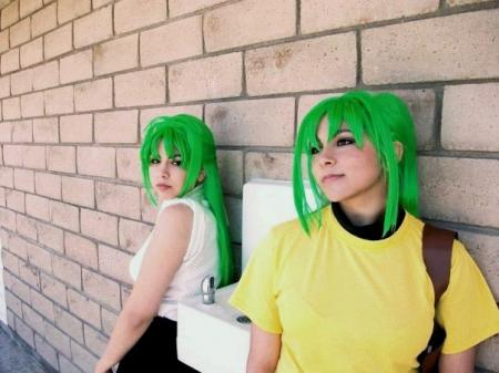Mion Sonozaki from Higurashi no Naku Koro ni worn by GoddessofFlash