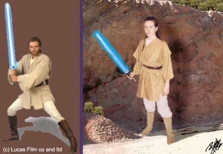Jedi from Star Wars