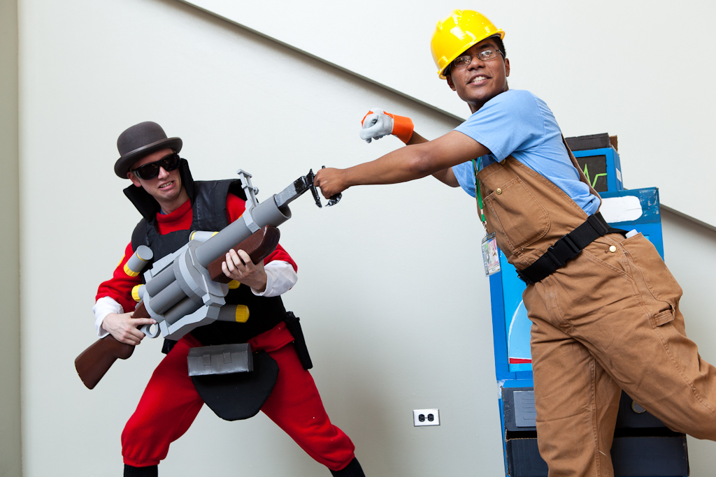 Engineer Team Fortress 2 By Rj Para Acparadise Com