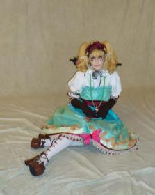 Princess Agitha from Legend of Zelda: Twilight Princess