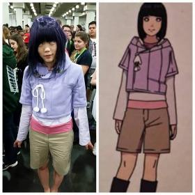 Hinata Uzumaki from Boruto: Naruto Next Generations