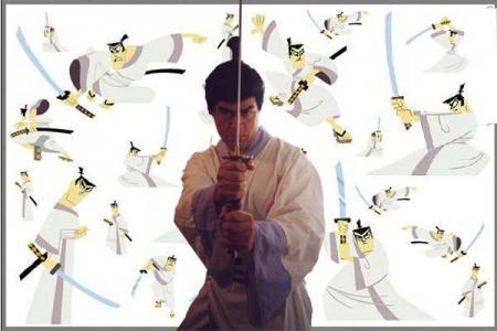 Samurai Jack from Samurai Jack