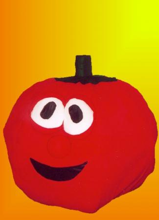 Bob the Tomato from Vegitales