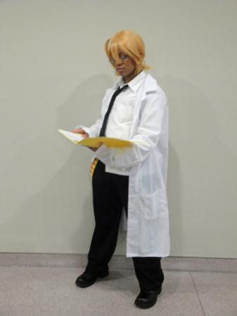 Kagamine Len from Vocaloid 2 worn by celsius