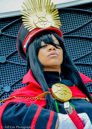 Oda Nobunaga from Fate/Grand Order by celsius