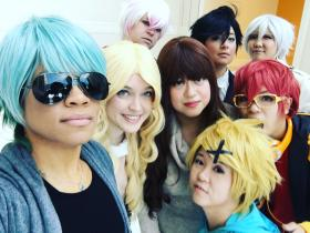 V from Mystic Messenger worn by celsius