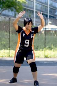 Kageyama Tobio from Haikyuu!! worn by celsius