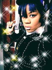 Naoto Shirogane from Persona 4 worn by celsius