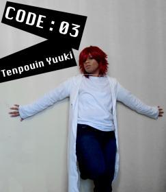 Yuuki Tenpouin from Code:Breaker