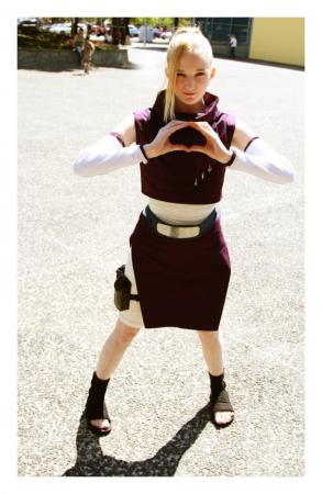 Ino Yamanaka from Naruto worn by Krystle lee