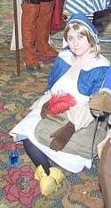 Chemist from Final Fantasy Tactics worn by Emmy-chan