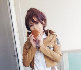 Sasha Braus from Attack on Titan worn by evilium