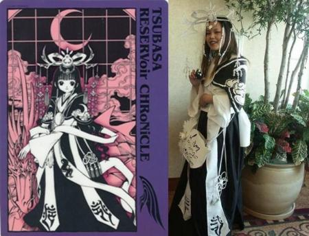 Tomoyo from Tsubasa: Reservoir Chronicle worn by smallrinilady