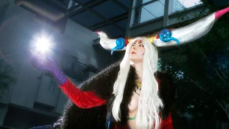 Ultimecia from Final Fantasy Dissidia