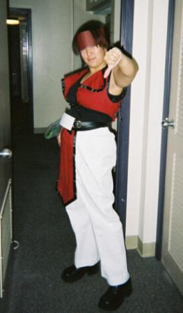 Sol Badguy from Guilty Gear X