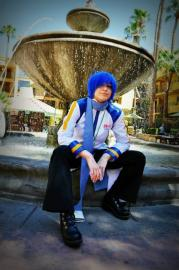 Kaito from Vocaloid worn by Aurora